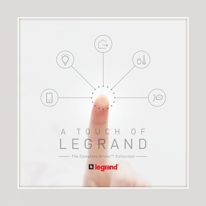 A touch of Legrand - Coffee table book