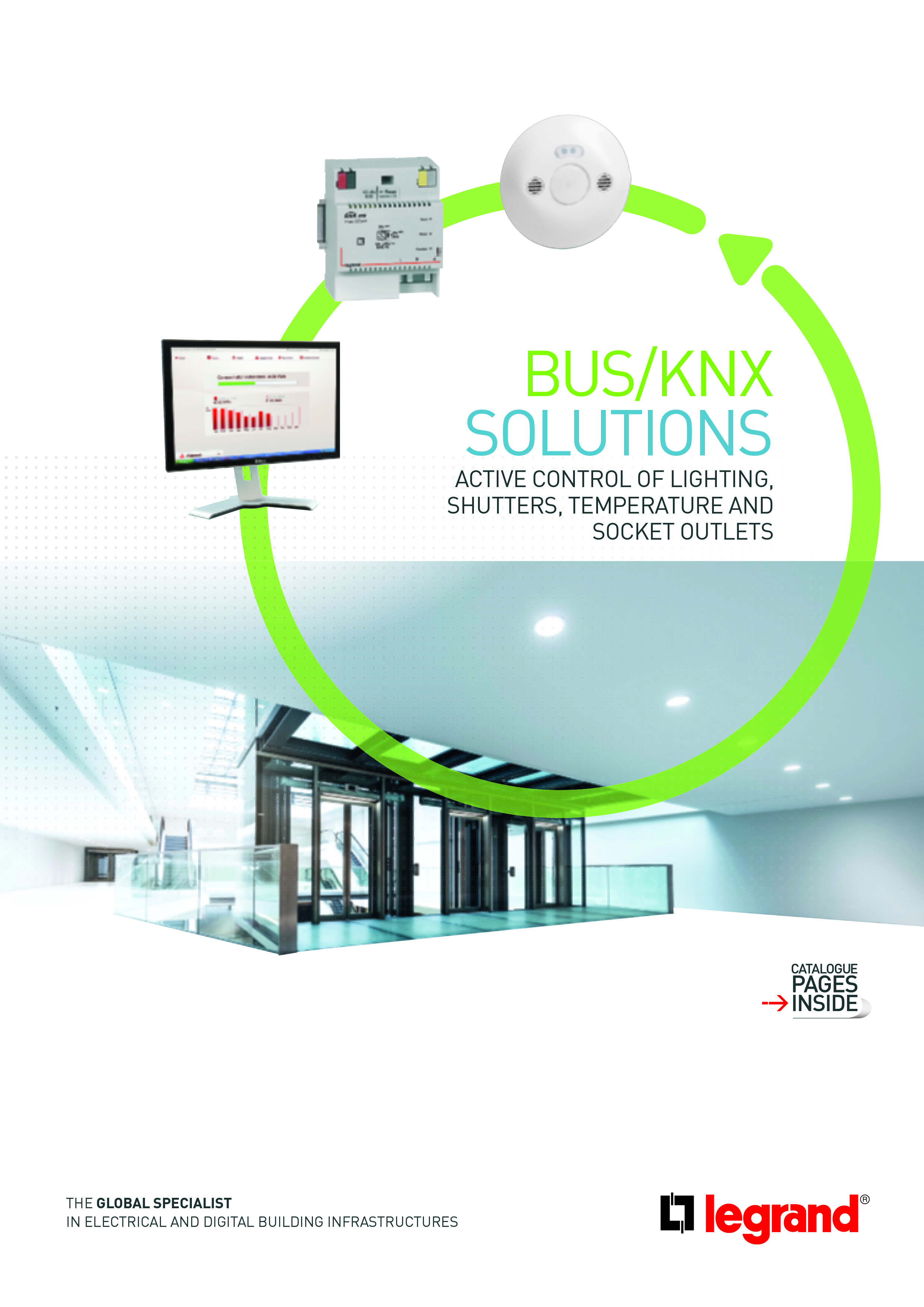 Brochure BUS/KNX solutions