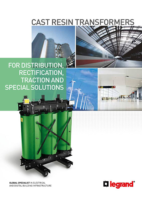 Brochure Cast Resin Transformers (EN)