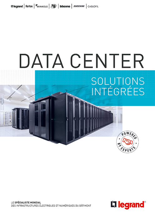 Brochure Data center, solutions intégrées