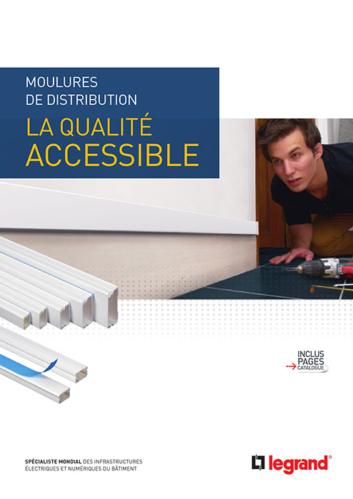 Brochure moulures de distribution DLP-S