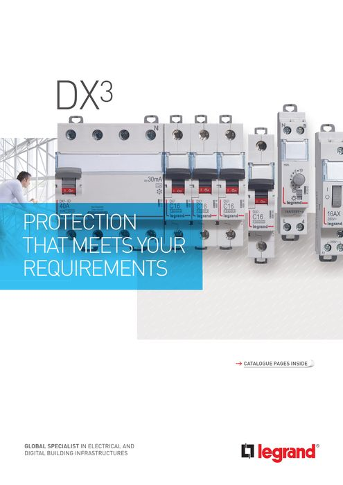 DX³ brochure: high-performance solutions
